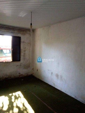 Casa com 2 dormitórios para alugar por R$ 900,00/mês - Bom Sucesso - Gravataí/RS - Foto 10