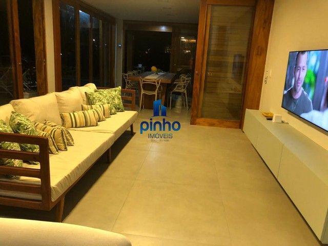 Casa Duplex para Venda em Mata de São João, PRAIA DO FORTE, 5 dormitórios, 5 suítes, 5 ban - Foto 11