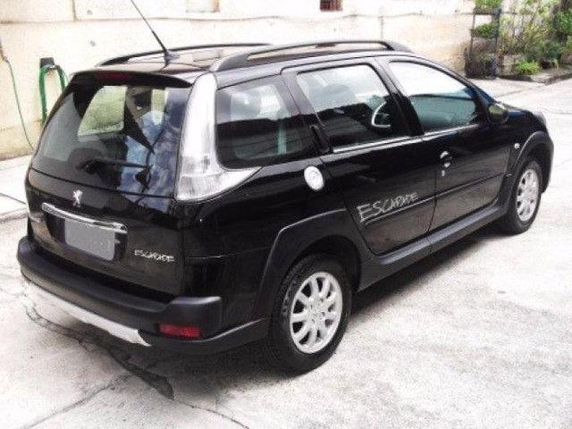 Peugeot 207 SW Escapade 2009 Completinha e com Garantia !!! - Foto 4
