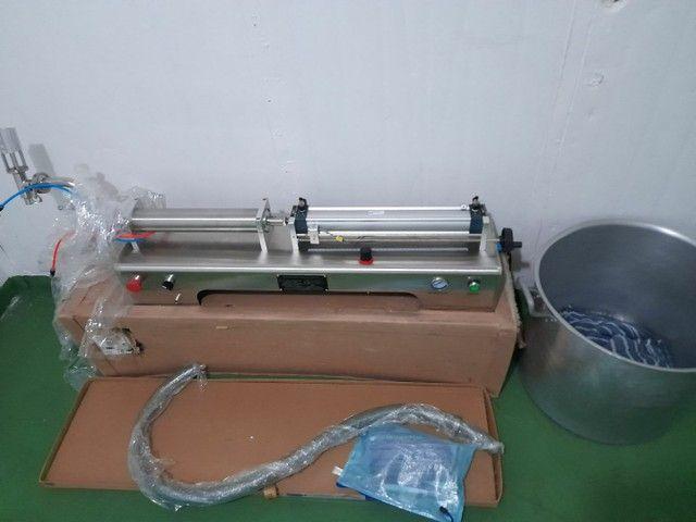 Maquinário de fábrica envasadora de líquidos  - Foto 5