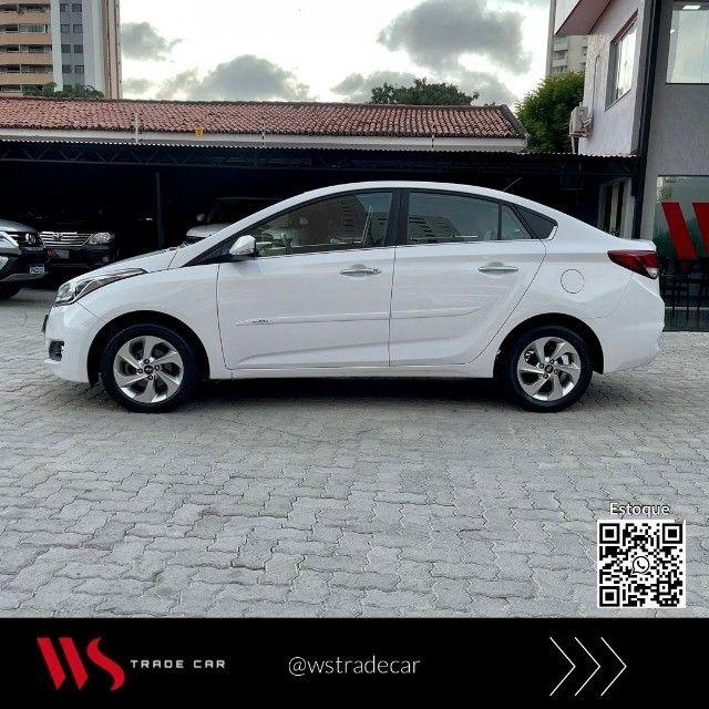 HB20s Premium 2017 1.6 flex. Câmbio Automático. Carro extra - Foto 4