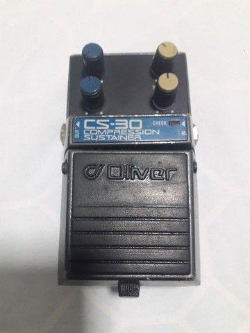 Pedal CS 30 compression oliver - Foto 4