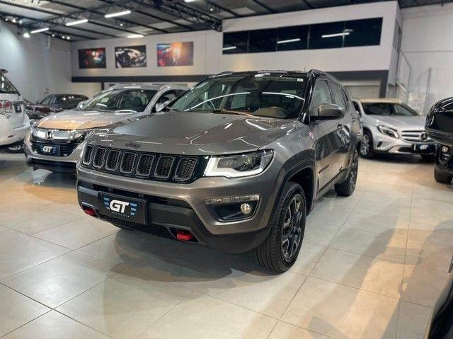 Jeep Compass Trailhawk 2.0 Diesel 4x4 AT 2019/19 Único Dono