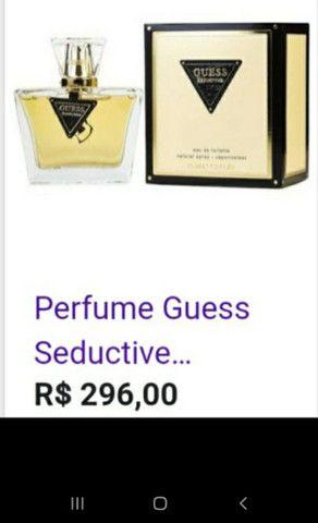 SUPER PROMOÇÃO: Perfume Guess Seductive 50ml Feminino - Foto 6