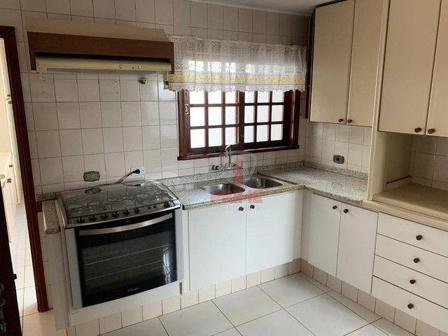 Sobrado com 4 dormitórios para alugar, 370 m² por R$ 5.700,00/mês - Araxá - Londrina/PR - Foto 8