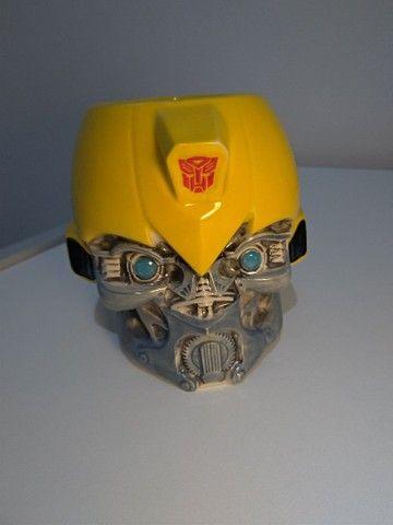 Caneca Transformers Bumblebee® Universal Studios Original - Foto 5