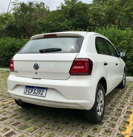 VW - Gol 1.0 2020 + veículo Zero Km (zero km mesmo) + IPVA GRÁTIS 2021 - Foto 5