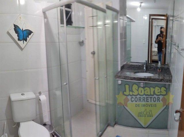 Tambaú, Mobiliado, 2 quartos, suít, 70m², R$ 2.300, Aluguel, Apartamento, João Pessoa - Foto 11