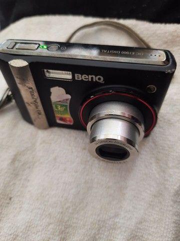 Câmera digital Benq 10 mega pixels  - Foto 2