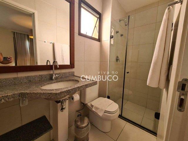 Apartamento com 1 dormitório para alugar, 39 m² por R$ 2.800/mês - Cumbuco - Caucaia/CE - Foto 8