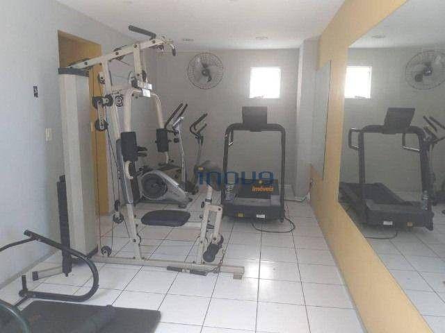 Apartamento com 3 dormitórios à venda, 67 m² por R$ 289.000,00 - Maraponga - Fortaleza/CE - Foto 6