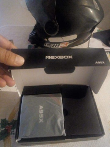 Android TV Box wi-fi - Foto 3