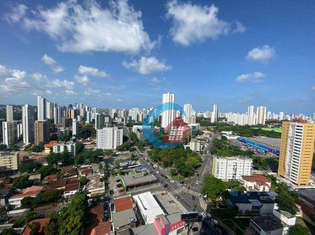 Apartamento com 4 quartos para alugar, 210 m² por R$ 6.500/mês - Casa Forte - Recife/PE - Foto 6
