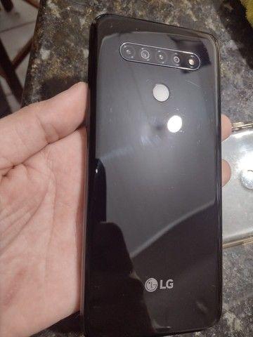Celular LG k41s semi novo  - Foto 5