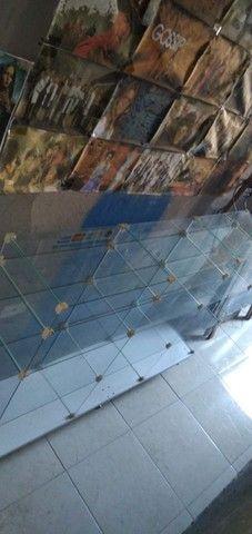 Balcão Caixa Modulado em Vidro - Foto 5