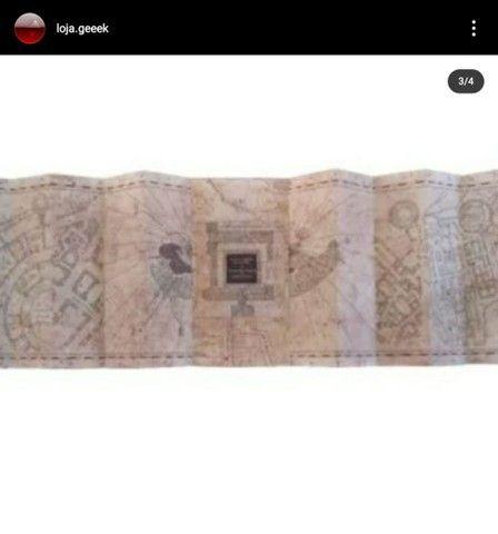 Mapa do maroto + tickets - Foto 3