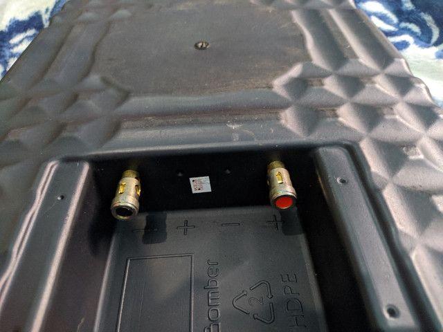Alto Falante Bomber Slim C/ Grade protetora - Foto 4