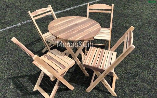 Mesa e cadeira para sua Loja - Foto 5