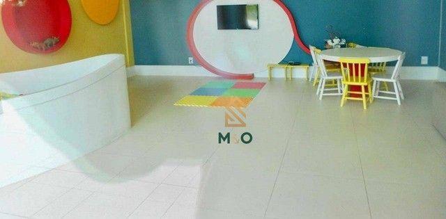 Apartamento com 3 dormitórios à venda, 115 m² por R$ 1.200.000,00 - Porto das Dunas - Aqui - Foto 15