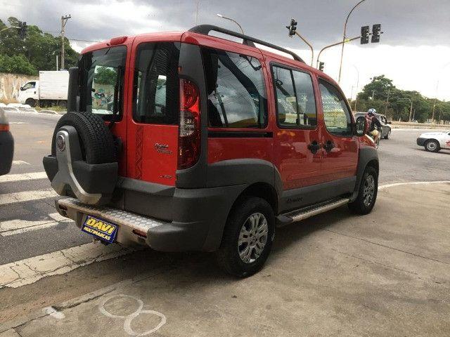 Fiat Doblo 1.8 Adventure Xingu - Foto 5