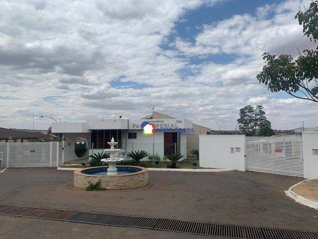 Casa em Condomínio Fechado com 3 dormitórios à venda, 280 m² por R$ 420.000 - Jardim Novo