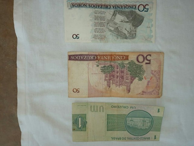Vendo notas antigas e moedas  - Foto 4