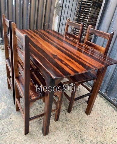 Mesa e cadeira para sua Loja - Foto 3