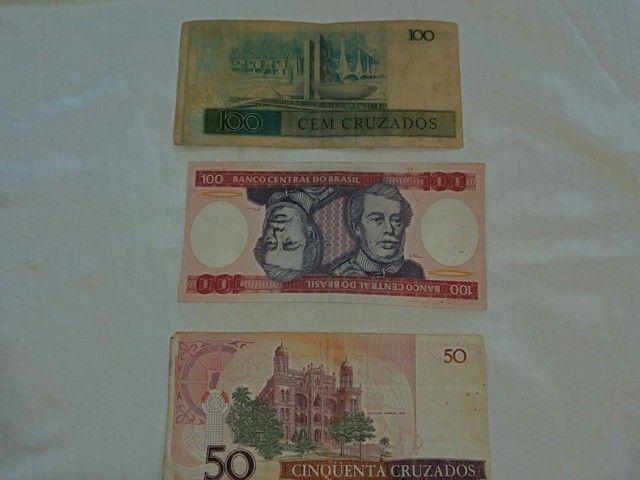 Vendo notas antigas e moedas  - Foto 3