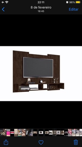 Painel para tv até 50 polegadas - Foto 4