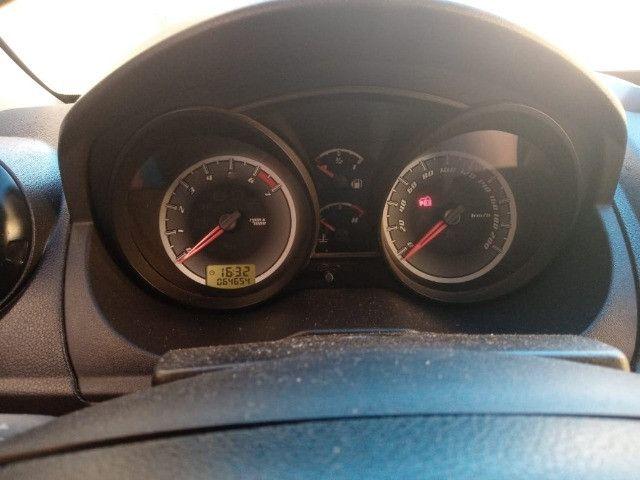 Ford Fiesta em muito bom estado, pouco rodado, único dono, carro de não fumante - Foto 6