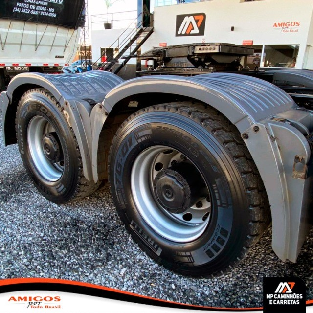 Cavalo Mecânico Mercedes-benz Actros 2646 6x4 2014 - Foto 11