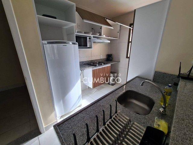 Apartamento com 1 dormitório para alugar, 39 m² por R$ 2.800/mês - Cumbuco - Caucaia/CE - Foto 6