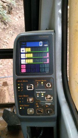 Hyundai r320 Pego troca menor tamanho ou caminhão. - Foto 5