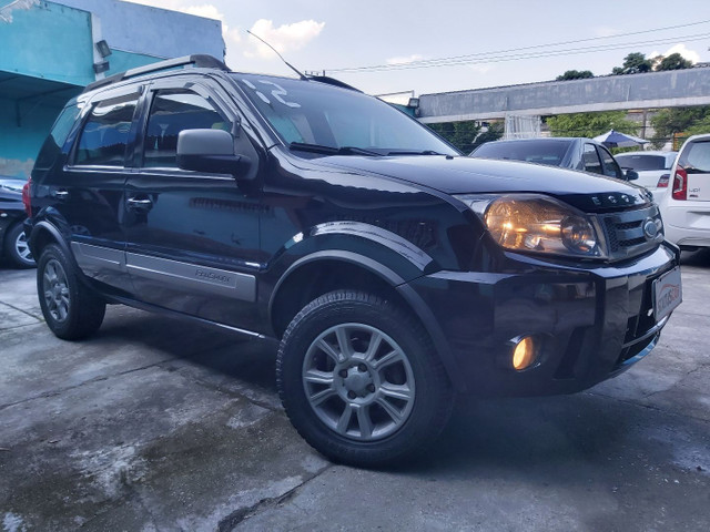 Ford EcoSport 2012 XLT Freestyle 1.6 + GNV