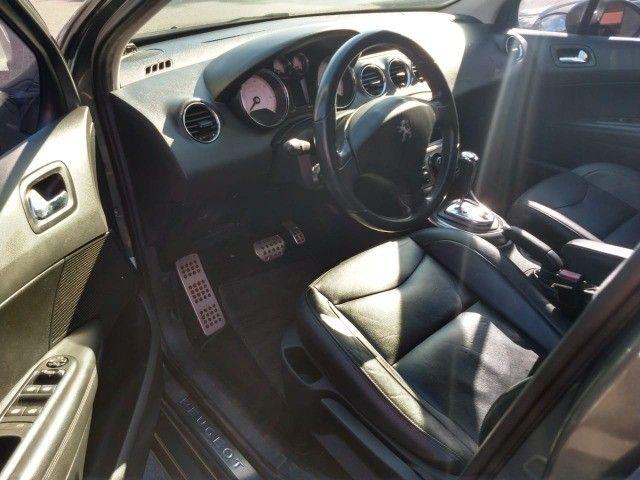 Peugeot 408 Sedan Feline 2.0 16V - 2012 - Foto 5