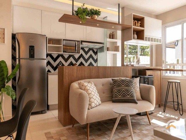 Apartamento à venda com 2 dormitórios em Aeroviário, Goiânia cod:5198 - Foto 2