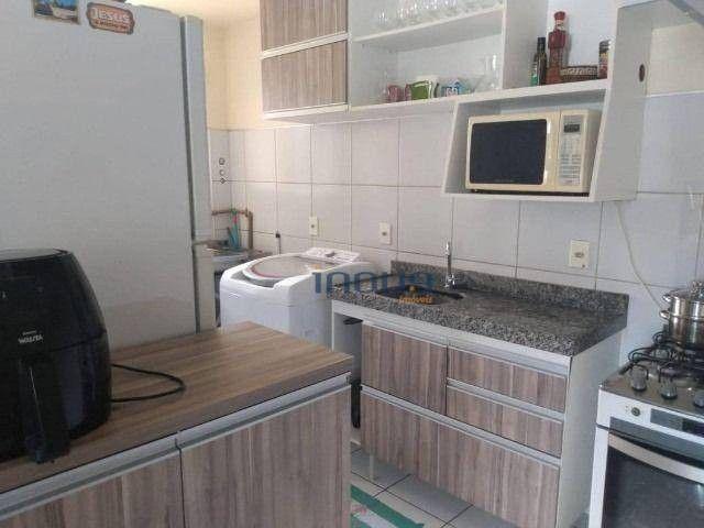 Apartamento com 3 dormitórios à venda, 67 m² por R$ 289.000,00 - Maraponga - Fortaleza/CE - Foto 11
