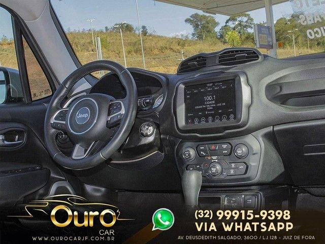 Jeep Renegade Longitude 1.8 4x2 Flex 16V Aut. 2019 *Impecável* Novíssimo* - Foto 16