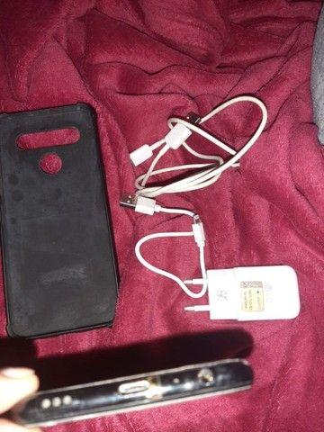 Celular LG k41s semi novo no plastico  - Foto 4