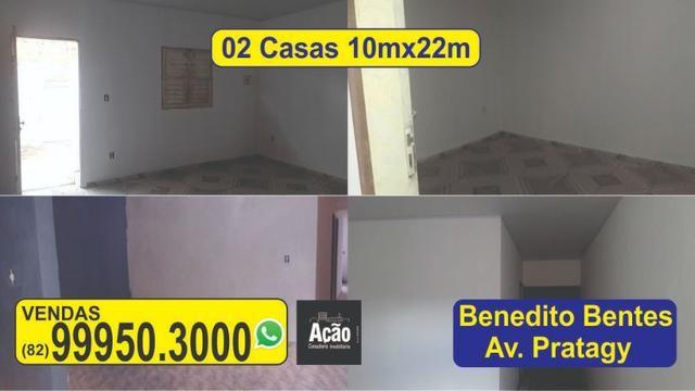 Casa Benedito Bentes (02) No Conjunto!