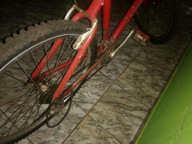 Bicicleta Cannondale aro 26