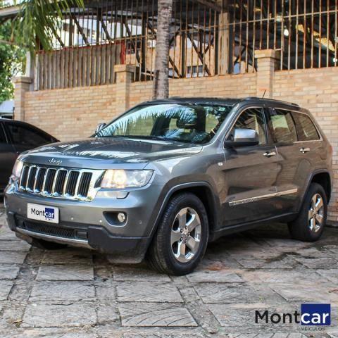 JEEP GRAND CHEROKEE 2011/2012 3.6 LIMITED 4X4 V6 24V GASOLINA 4P AUTOMATICO