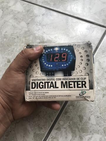 Voltímetro Digital Infratron