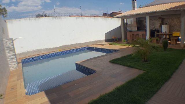 Casa 3 Suítes, 160 m² c/ lazer na 1103 Sul - Estuda Permuta