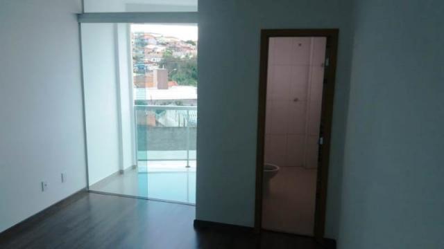 Apartamento com 3 quartos, suíte, 2 vagas, no bairro cores de minas, em pará de minas. bai - Foto 3