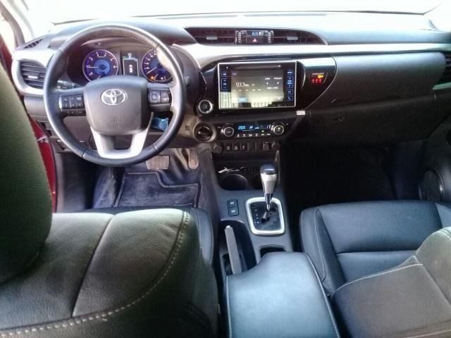 Toyota hilux 2.8 srx 4x4 cd 16v diesel 4p automático - Foto 10