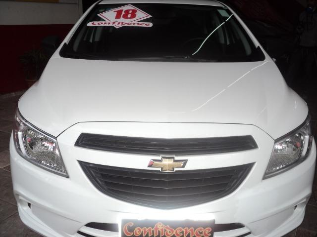 Gm - Chevrolet Onix Joy 1.0 2018 44000 Km $32990,00 - Foto 3