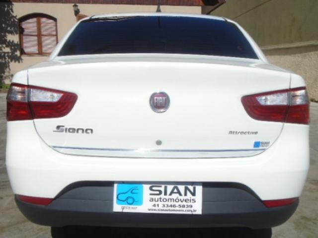 Fiat grand siena 2014 1.4 mpi attractive 8v flex 4p manual - Foto 16