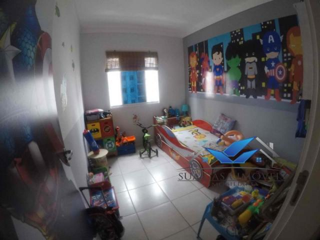 Apartamento à venda com 3 dormitórios em Morada de laranjeiras, Serra cod:AP175GI - Foto 6
