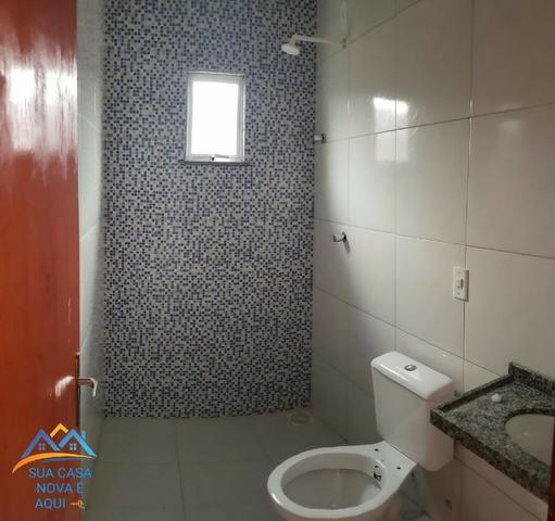 Casas com 3 quartos, 1 suíte, 2 vagas de garagem,88m² de área construída!! - Foto 7